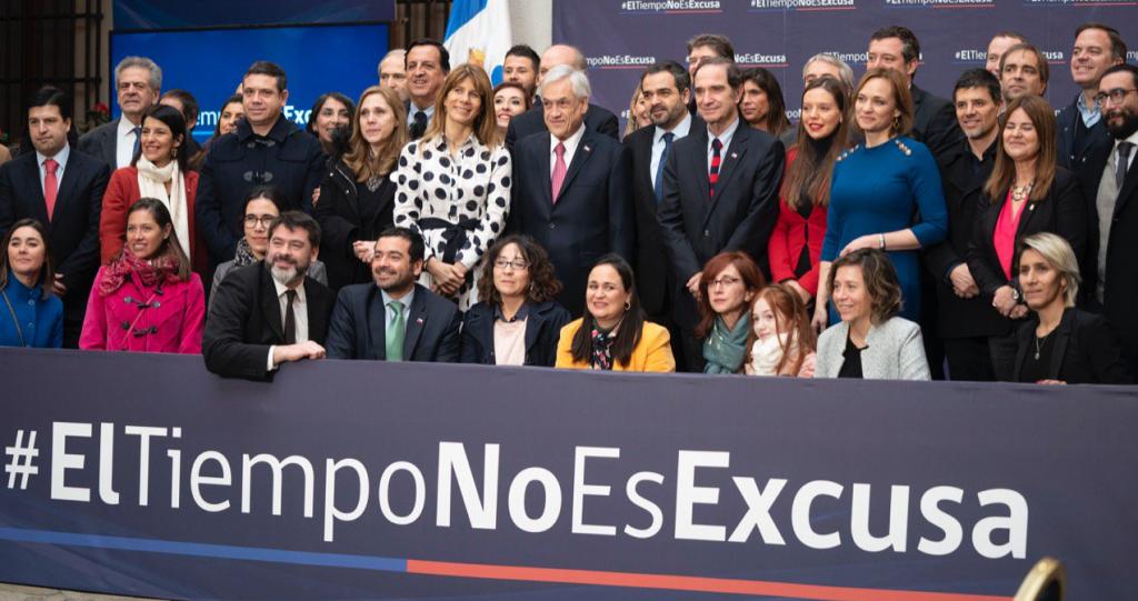 Piñera promulga ley de imprescriptibilidad de delitos sexuales a menores y da potente señal a abusadores de que serán perseguidos de por vida