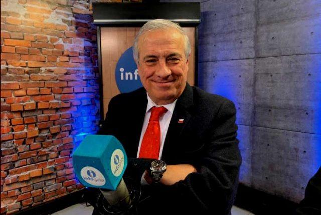 """Ministro Mañalich le manda un mensaje a la UDI por subsecretario: """"NO VEO UN DESBALANCE"""""""