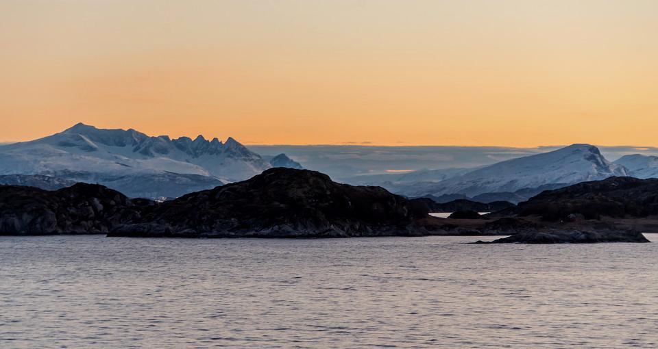 CAMBIO CLIMÁTICO: La subida del mar en el Ártico se cifra en 2,2 milímetros al año