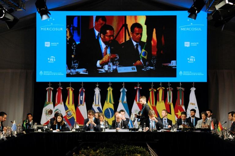 Alicaído MERCOSUR renace tras acuerdo comercial con UE: Cumbre se inicia este miércoles y Chile sigue sin ser miembro pleno