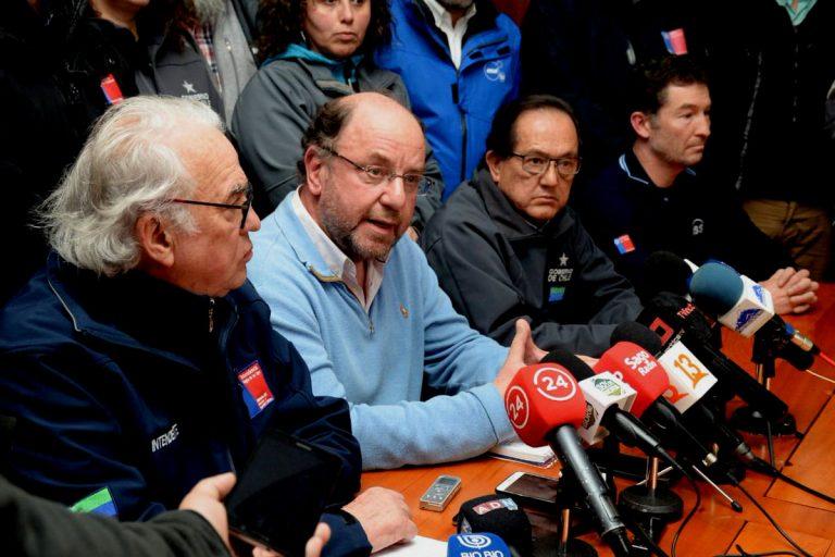 """¿Oportunismo? Presidente Piñera llegará a Osorno a """"dar el agua"""" adelantó el ministro de OOPP"""