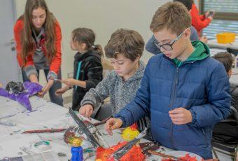 Lo Barnechea ofrecerá una variada agenda de panoramas de vacaciones de invierno para niños
