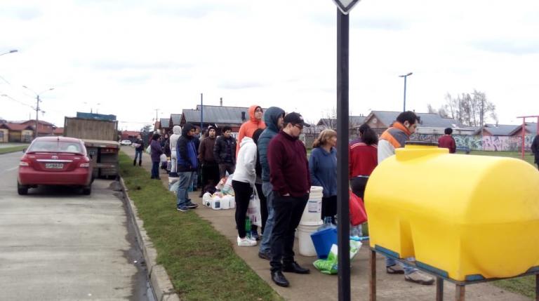 Minsal extiende en un mes Alerta Sanitaria por emergencia del agua en Osorno