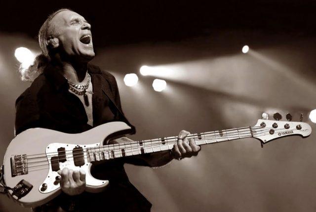 Legendario bajista Billy Sheeran realizará Master Class en Quilpué y Santiago