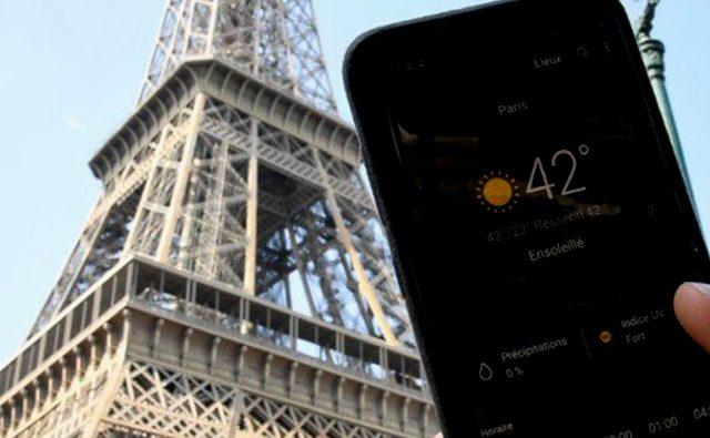 CAMBIO CLIMÁTICO IMPARABLE: Calor infernal derrite Europa con más de 42,5°