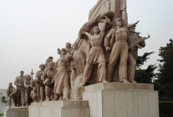 Efecto Guerra Comercial: Crecimiento de China CAE a su nivel más bajo en 27 años