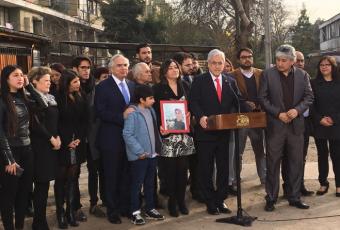 Piñera promulga Ley Antiportonazos y pide acelerar la aprobación del control preventivo