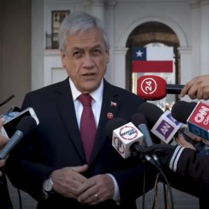 Sebastián Piñera, Presidente de la República