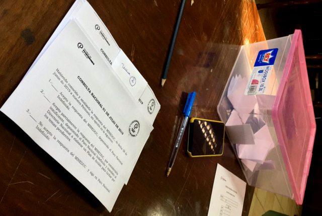 Votación Colegio de Profesores: Con 73,82% se aprueba SEGUIR PARO DOCENTE