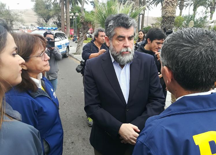 Subsecretario Ubilla responde duro a Insulza por migración de venezolanos varados en el norte
