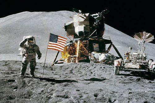 Motorola conmemora 50 años de la llegada del hombre a la Luna