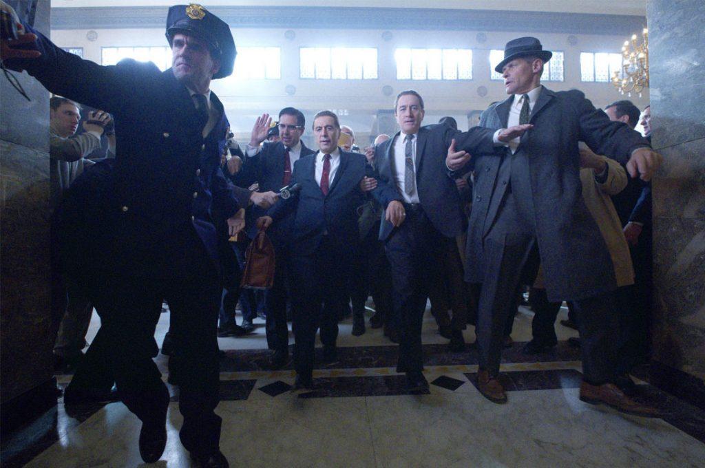 Netflix presenta el teaser tráiler de 'El irlandés'