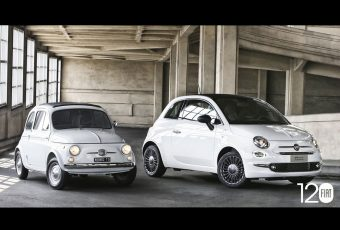 Fiat celebra 120 años de historia