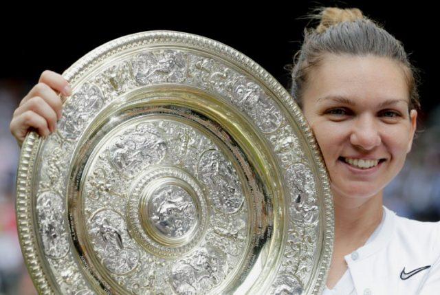 Wimbledon: Rumana vence a la favorita Serena Williams