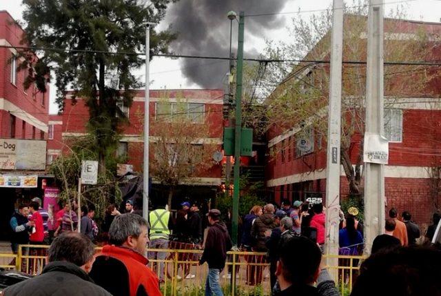 Defensa con Vivienda se hacen cargo de destrucción de departamentos por caída de avión FACh