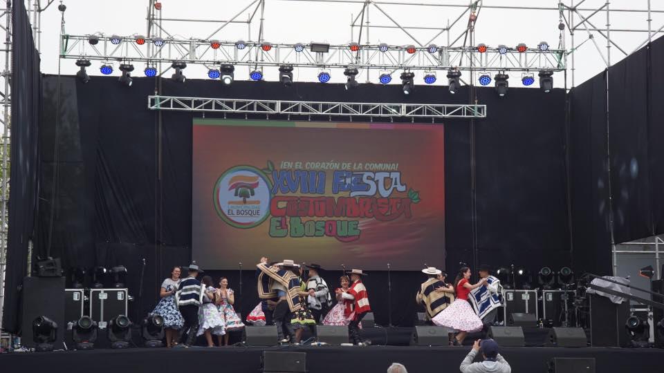 Fiesta Costumbrista 0% alcohol en El Bosque