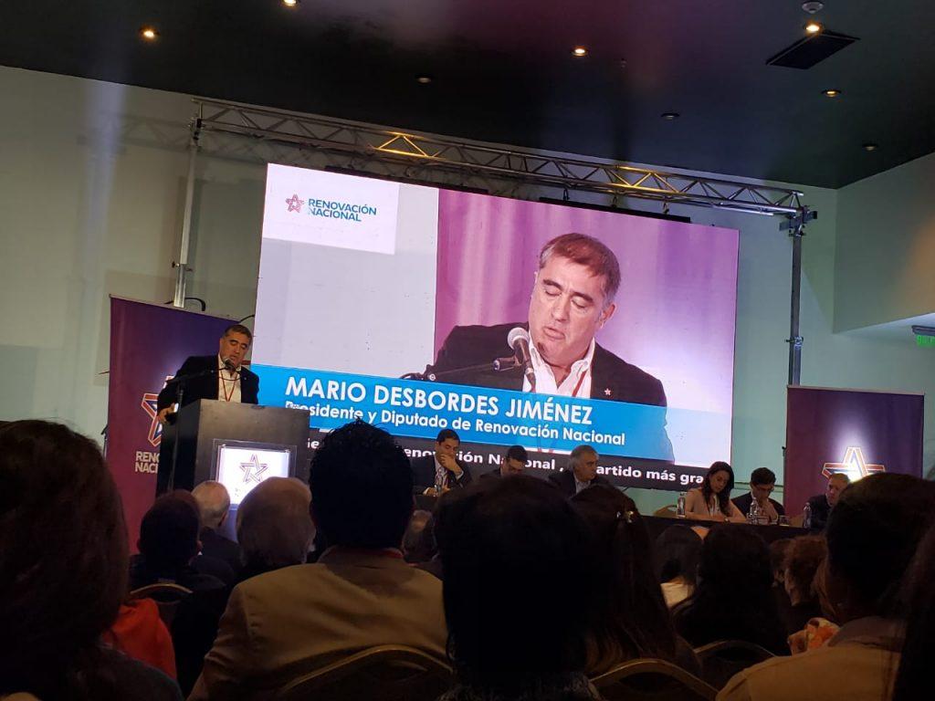 Presidente de RN confía en que Allamand, Chahuán y Ossandón están acatando acuerdo de no adelantar carrera presidencial
