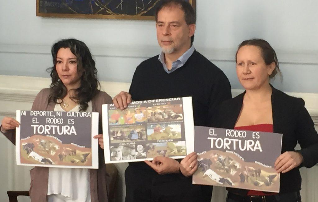 """Senador Girardi en picada contra el rodeo: """"Hay una cultura de torturadores animales"""""""