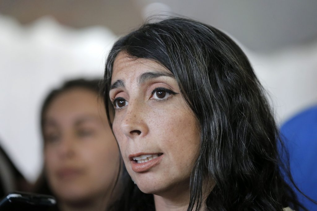 Karla Rubilar juega a los misterios con posible candidatura a Gobernadora