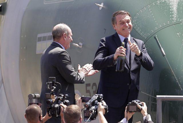 """Dichos de Bolsonaro se transforman en noticia mundial: """"Bolsonaro elogia el golpe de Estado chileno de 1973"""""""
