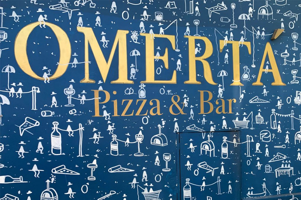 Omertá Pizza & Bar