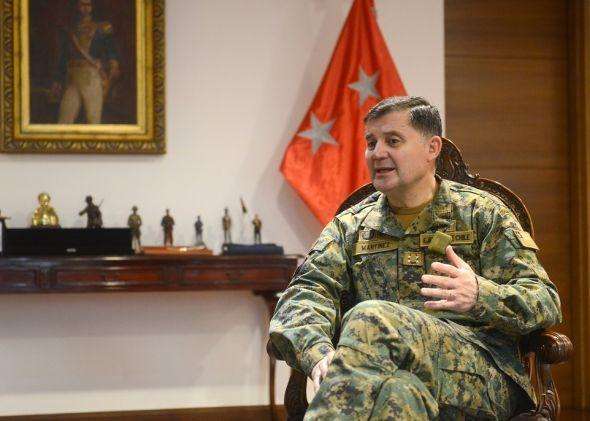 """Ejército realiza seminario """"Probidad y Transparencia en Defensa, un desafío permanente"""""""