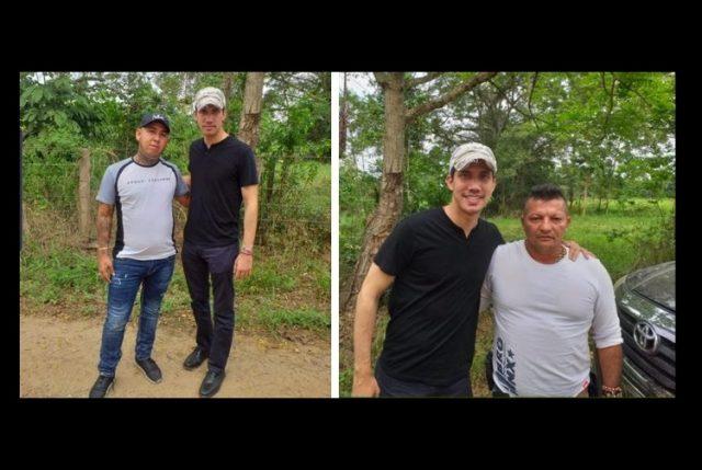 Escala escándalo de Guaidó fotografiado con líderes narco en Colombia: Gobierno colombiano negó cualquier participación