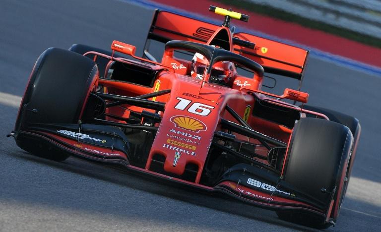 Gran Premio de Rusia: Leclerc emula a Schumacher con la cuarta pole consecutiva