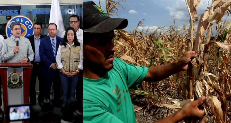 Cambio Climático: Honduras declara emergencia por falta de agua