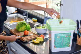 Ahora restaurantes  podrán reciclar sus residuos orgánicos
