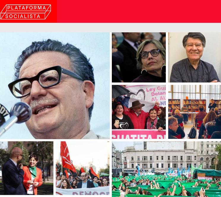 """Disidentes a Elizalde lanzan su """"Plataforma Socialista"""" a la que se suman reconocidos exministros"""