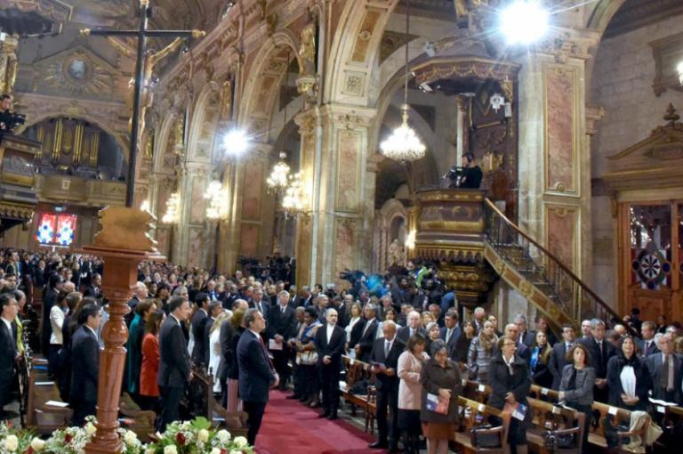 Gobierno espera que Te Deum sirva para unir al país y recomponer las confianzas en las instituciones