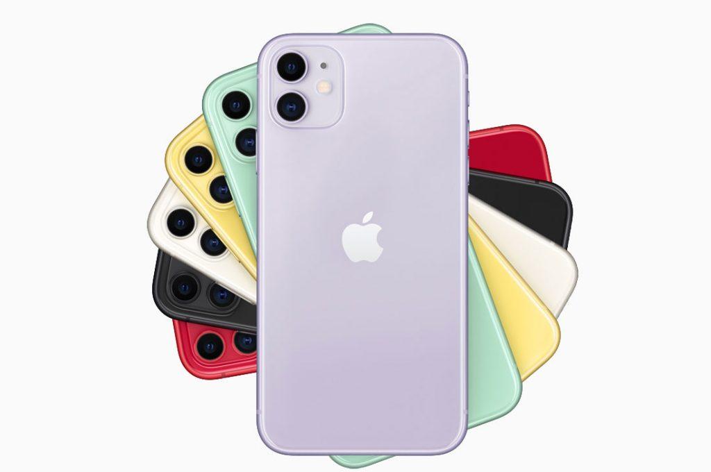 El iPhone 11 traerá incorporada dos cámaras