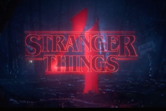 ¡Stranger Things tendrá una 4ta temporada!