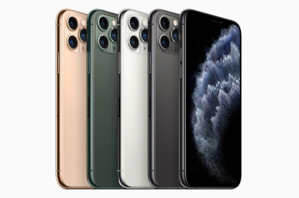 iPhone 11 Pro y iPhone 11 Pro Max: los smartphones más poderosos y avanzados