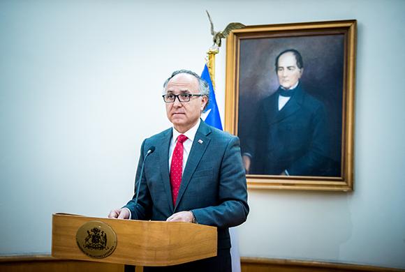 """Canciller sobre caso Silala: """"A lo largo del proceso, nuestra postura se ha ido consolidando"""""""