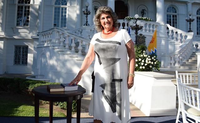 Se le aguó el 18 a la Tía Coty: Contraloría demanda a alcaldesa de Viña