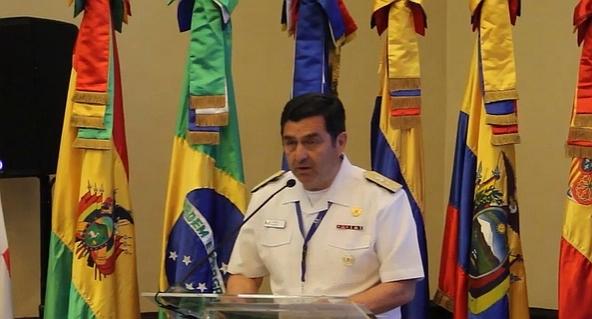 ANEPE resalta rol de Chile en la Antártica en Conferencia de Colegios de Defensa Iberoamericanos