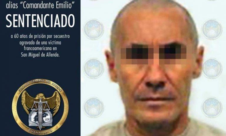 """Para Gobierno condena a Comandante Emilio en México """"confirma lo que sistemáticamente hemos dicho: él es un asesino"""""""
