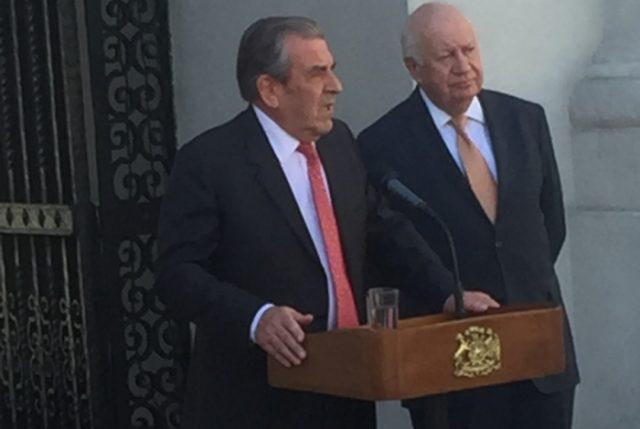 Ex Presidente Frei reitera confianza en la justicia en querella contra su hermano