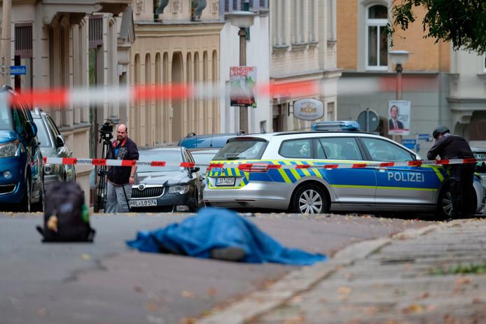 Dos muertos en Alemania tras ataque junto a una sigagoga en Halle