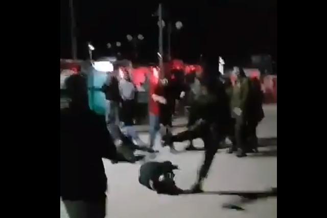Carabineros inicia sumario a funcionario involucrados en brutal golpiza a ciudadanos en Curanipe