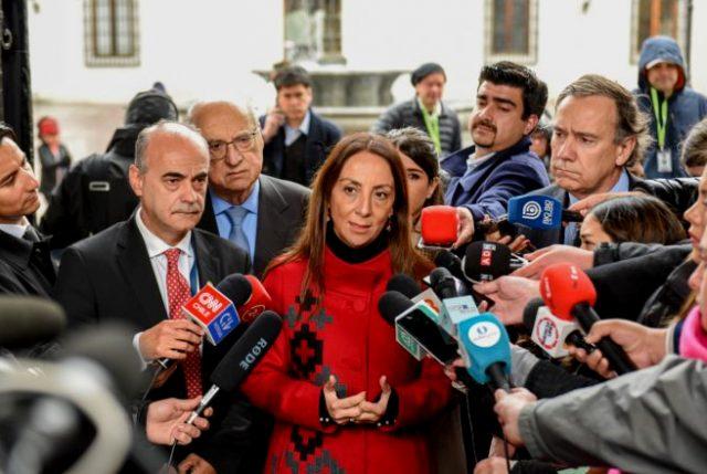 Gobierno se reunió con Federación de Medios para analizar últimas agresiones a la prensa
