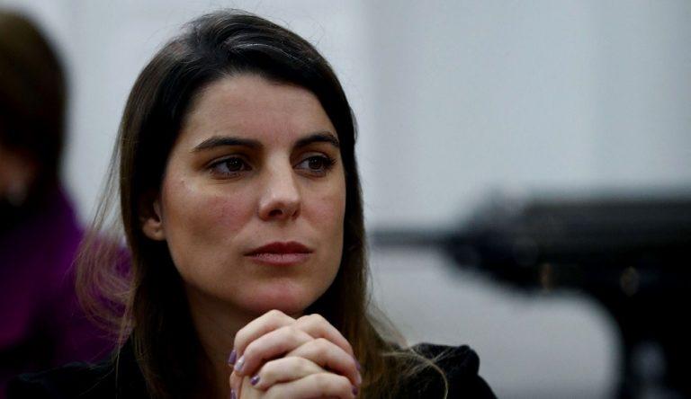"""Denuncia de diputada Orsini revive episodio de 1995 y ahora recula: """"No tengo antecedentes que algún diputado o diputada en particular tenga vínculos con el narcotráfico"""""""
