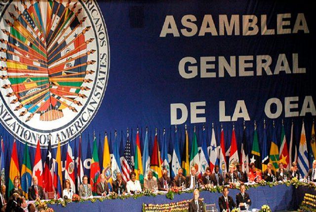 OEA alerta sobre rol de Venezuela y Cuba detrás de violentas protestas que buscan desestabilizar la democracia en Sudamérica