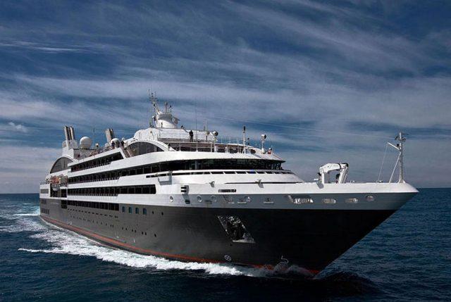 Temporada de cruceros en TPS recibe tres naves de la compañía francesa Ponant