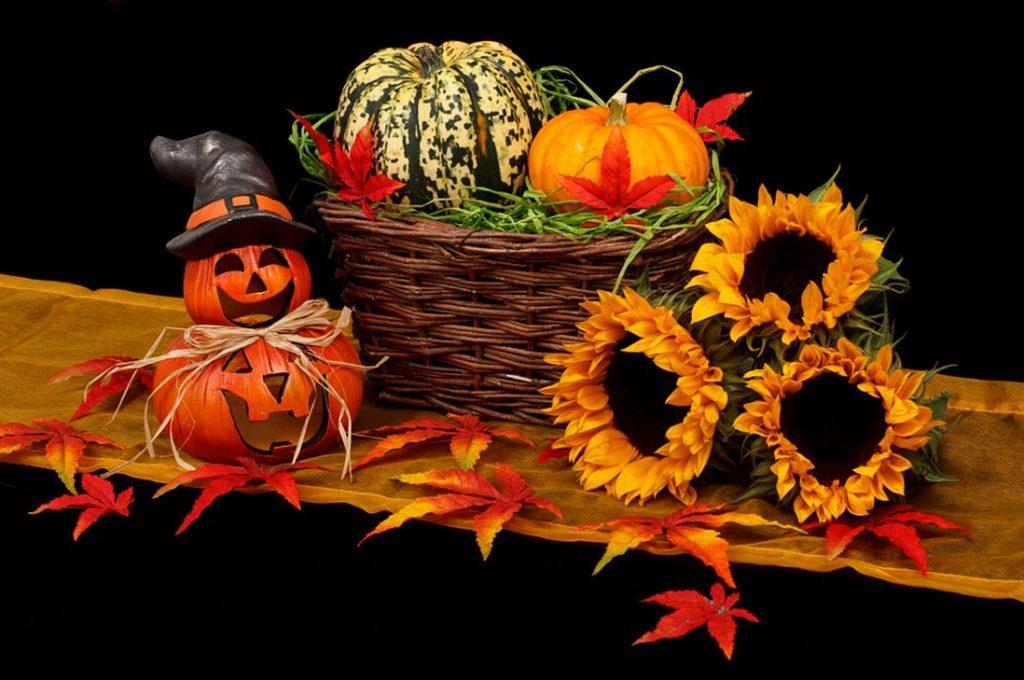 Entretenidas recetas para tener un Halloween de miedo