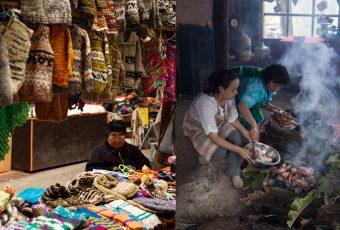 Llega a Santiago la Feria Chiloé Mujer con lo mejor de la artesanía y la gastronomía chilota