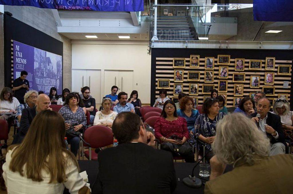 Equipo ONU se reune en Museo de la Memoria con org. de ddhh