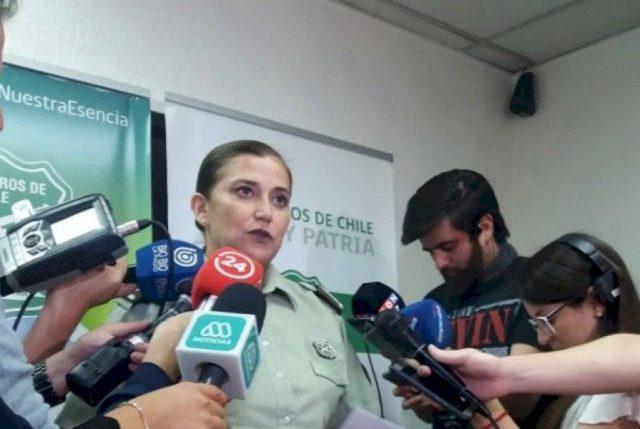 Carabineros ante informe de Amnistía: hay 690 casos de sumarios o investigaciones administrativas